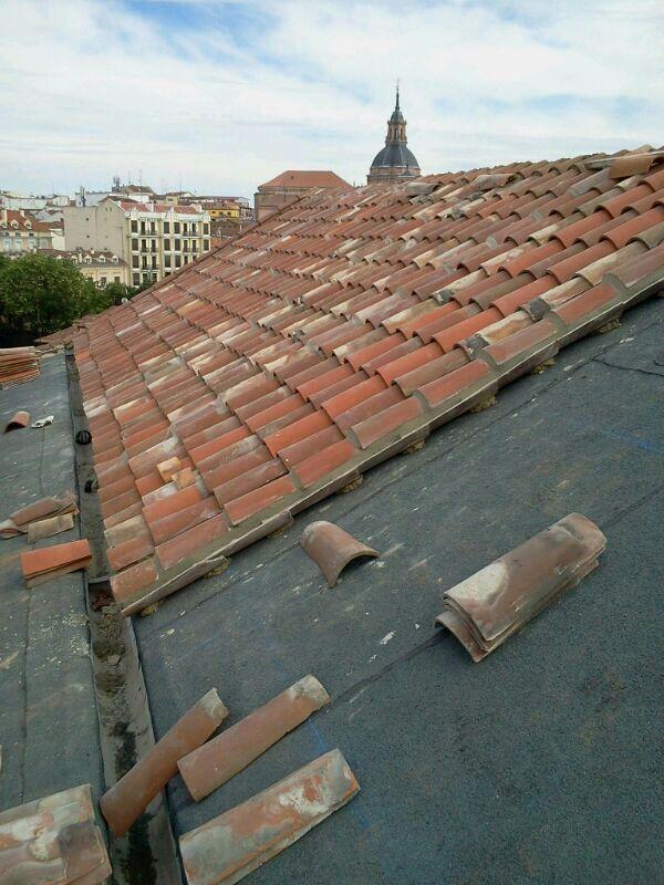 Cubiertasmartingar servicios integrales s l - Impermeabilizacion de tejados ...