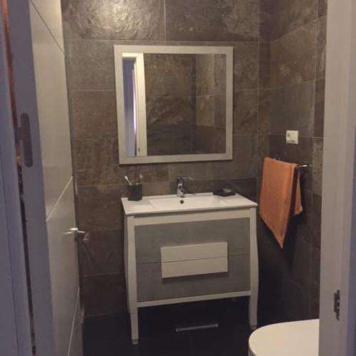 Baños con estilo moderno